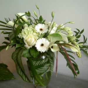 "Queen's park florist ""In Loving Memory"""