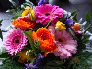 Burnaby's Queen's Park Florist offers Happy Gerberas Bouquet