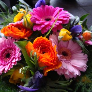 Burnaby's Queen's Park Florist offers Happy Gerberas Bouquet